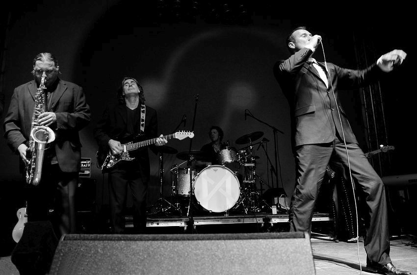 Martin Frowein, Ziggy Horn & Chris Tanzza